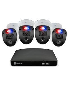 Swann Enforcer 4 Camera 4 Channel 1080p Full HD DVR Security System SWDVK-446804SL-AU
