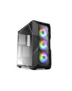 Cooler Master MasterBox TD500 Mesh ARGB Case ATX Mid Tower Tempered Glass Side Panel