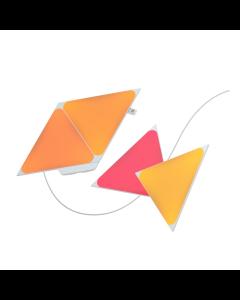 Nanoleaf Shapes Triangles Starter Kit - 4 Pack