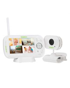 Uniden BW3101 4.3-inch Digital Wireless Baby Video Monitor