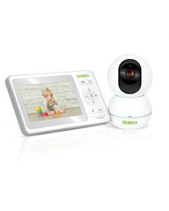 Uniden BW4151 4.3in Digi Wireless Baby Monitor  With Pan & Tilt Camera