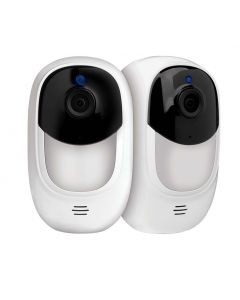 Uniden Guardian App Cam Solo+ Twin Pack Wirefree Security Camera Kit