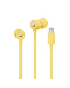 Beats by Dre urBeats3 Earphones with Lightning Connector - Yellow