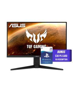 ASUS TUF Gaming VG27AQL1A 27inch 170Hz WQHD HDR G-Sync Compatible Gaming Monitor