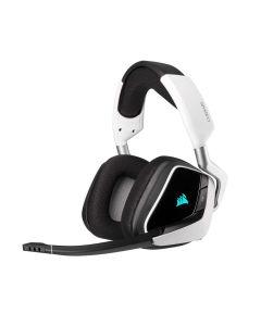 Corsair VOID RGB ELITE Wireless Gaming Headset (White)