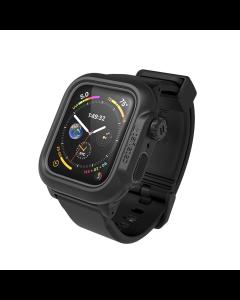 Catalyst Waterproof Case for 44mm Apple Watch Series 4/5/6/SE - Stealth Black