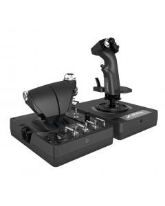 Logitech G X56 VR Simulator Compatible HOTAS Joystick