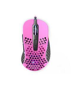Xtrfy M4 Ultra-Light RGB Gaming Mouse - Pink