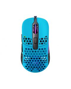 Xtrfy M42 Ultra-Light RGB Gaming Mouse - Blue