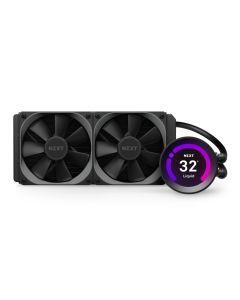 NZXT Kraken Z53 240mm AIO Liquid Cooler with LCD Display