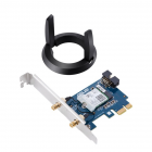 ASUS PCE-AC58BT AC2100 Dual-Band PCIe 160MHz Wi-Fi Adapter