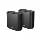 Asus ZENWIFI CT8 AC3000 Tri-band Whole-Home Mesh System WiFi Routers Twin Pack