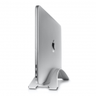 Twelve South BookArc Aluminium Vertical Stand for MacBook Pro - Silver