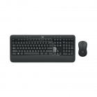 Logitech MK540 Advanced Wireless Keyboard and Mouse Combo
