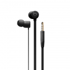 Beats by Dre urBeats3 Earphones with 3.5mm Plug - Black