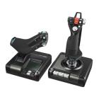 Logitech G X52 Pro HOTAS Flight Control System