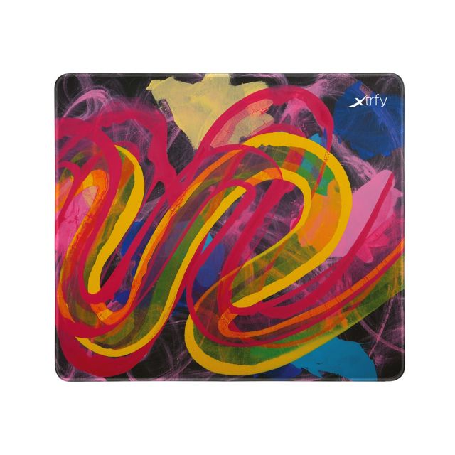 Xtrfy GP4 Large Gaming Mouse Pad - Street Pink