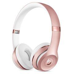 Beats by Dre Solo3 Wireless On-Ear Headphones - Rose Gold