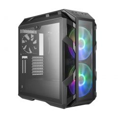 Cooler Master MasterCase H500M ARGB ATX Case Tempered Glass Panel Mid Tower