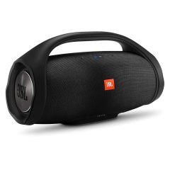 JBL Boombox Portable Wireless Bluetooth Speaker - Black (JBL Refurbished)