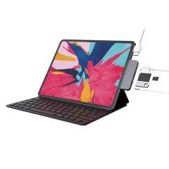 HyperDrive 6 Port USB-C Hub for iPad Pro/Air - Space Grey