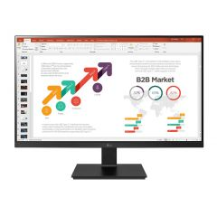 LG 24BL650C-B 23.8inch Full HD Ergonomic USB-C IPS Business Monitor