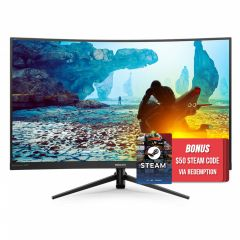 Philips 322M8CZ 32in 165Hz Full HD 1ms Curved FreeSync Gaming Monitor