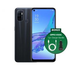 OPPO A53 Electric Black Unlocked Mobile Phone [Au Stock]