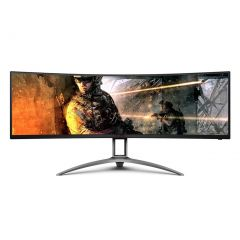 AOC AGON AG493UCX 49in 5K DQHD 1ms Curved Monitor