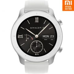 Xiaomi Amazfit GTR 42mm Smartwatch W1910TY4N -  Moonlight White (AU Stock)