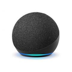 [Damaged Box] Amazon Echo Dot with Alexa (Gen 4) - Charcoal B084DWPF74