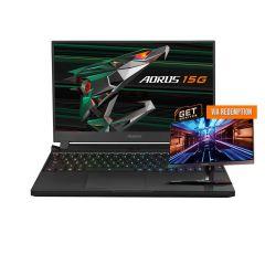 Gigabyte AORUS 15G XC-8AU2430SH 15.6in 240Hz i7-10870H RTX3070 32GB 512GB Gaming Laptop