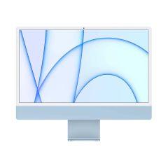 Apple M1 24-inch iMac with Retina 4.5K display 8-core CPU and 7-core GPU 256GB - Blue MJV93X/A