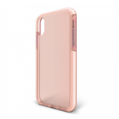 BodyGuardz Ace Pro Case for Apple iPhone X/XS - Pink/White
