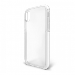 BodyGuardz Ace Pro Case for Apple iPhone XR - Clear/White