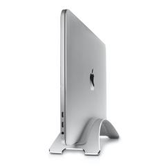 Twelve South BookArc Aluminium Vertical Stand for MacBook Pro - Silver