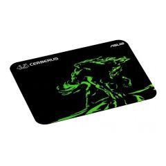 Asus Cerberus Mat Mini Green Gaming Mouse Pad - Small
