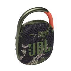 JBL Clip 4 Portable Wireless Bluetooth Speaker - Squad