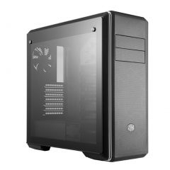 Cooler Master MasterBox CM694 Mesh Front E-ATX Mid-tower Computer Case with Tempered Glass - Black