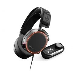 SteelSeries Arctis Pro + GameDAC Gaming Headset High Res Audio RGB