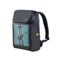 Divoom Pixoo M Backpack with Customisable Pixel Display