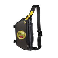 Divoom Pixoo Sling Bag with Digital Pixel Display
