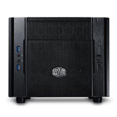 Cooler Master Elite 130 Mini ITX Computer Case - Black