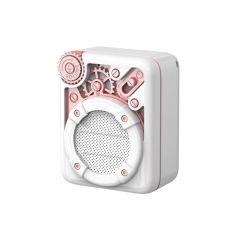 Divoom Espresso Bluetooth Speaker - White