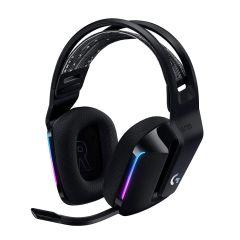 Logitech G733 LIGHTSPEED Wireless RGB Gaming Headset - Black