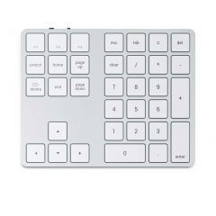 Satechi Bluetooth Extended Keypad - Silver