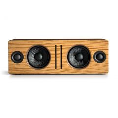 Audioengine B2 Wireless Bluetooth Speaker - Zebrawood
