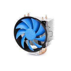DeepCool Gammaxx 300CPU Cooler 3 Heatpipes 120mm PWM Fan Intel 130W LGA1366/115X/1200/775