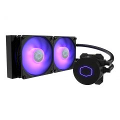 Cooler Master MasterLiquid Lite 240 V2 RGB Liquid CPU Cooler