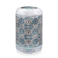mbeat Activiva Metal Essential Oil and Aroma Diffuser 260mL - Vintage White